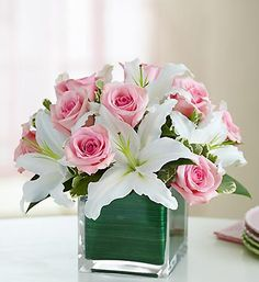 This is one of our most popular everyday items.  It is suitable for a romantic gesture or for centerpieces.  Available in many colors.  Available at BungalowRoseFlorist.com
