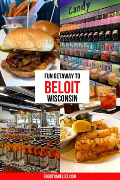 Take a trip to the town of Beloit Wisconsin for a terrific midwestern getaway. It's a great place to relax, unwind and enjoy the sights and local tastes of the region. #VisitBeloit #BeloitWisconsin
