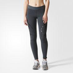 Cours toujours plus vite. Toujours plus loin. Ce collant de running femmes est conçu en tissu à effet de compression moyenne assurant un effet enveloppant et un maintien exceptionnels. Des zips aux chevilles permettent de l'enfiler et de le retirer par-dessus tes chaussures. Sa taille élastique à cordon de serrage offre un ajustement parfait. Une poche zippée étanche à la respiration permet de garder tes effets personnels au sec.