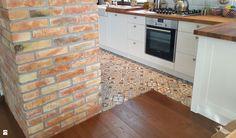 Podłogi - zdjęcie od Projekt Kawka - Kuchnia - Styl Rustykalny - Projekt Kawka