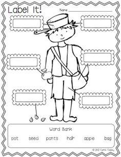 Apple Unit : Math, Literacy, and More! Kindergarten Units, Kindergarten Classroom, Math Literacy, School Holidays, School Fun, School Ideas, School Stuff, Apple Activities, Autumn Activities