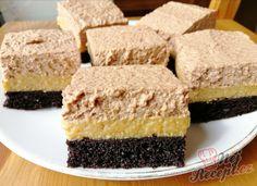 Coca Cola koláček | NejRecept.cz 20 Min, Graham Crackers, Coca Cola, Tiramisu, Cheesecake, Food And Drink, Biscuit, Treats, Sweet