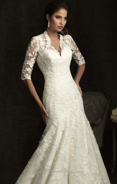 20 of The Most Stunning Long Sleeve Wedding Dresses | Sleeve ...