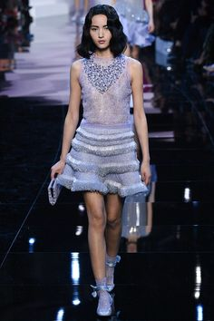 Armani Privé Spring 2016 Couture Collection Photos - Vogue