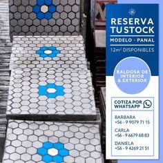 Stock Limitado en fábrica.  Reserva el tuyo a los wsp publicados !! #baldosascordova #artesanosdeltiempo #cementiles #baldosashidráulicas #yomequedoencasa Interior And Exterior, Interiors
