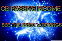 Passive Income Ideas and CB Passive Income Review/Demo