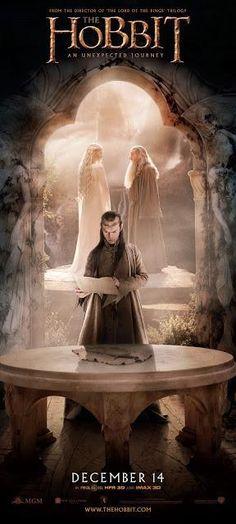 Hobbit afiche 2