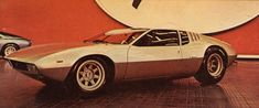 The Mangusta prototype in the March '67 issue of Road & Track