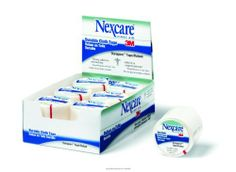 """3M Nexcare Durapore Cloth Tape, Nexcare Cloth Tape 1 X 10Yd, (1 EACH, 1 EACH) by 3M. $16.45. (Item Number and Quantity: UHS-MMM538P1-1EACH) 3M Nexcare Durapore Cloth Tape, Nexcare Cloth Tape 1 X 10Yd Width-1"""", - (1 EACH, 1 EACH) - 3M Nexcare Durapore Cloth Tape is a """"silk-like"""" general purpose cloth tape with a latex-free, hypoallergenic adhesive that offers high strength and adhesion. It especially adheres well to dry skin. 10-yard length. Recommended Billing Code: A4452"""