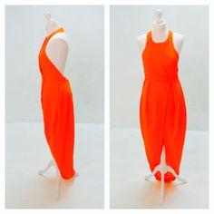 Orange. Fanta. www.thedressbox.co.uk Jumpsuit, Orange, Dresses, Fashion, Overalls, Monkeys, Gowns, Moda, La Mode