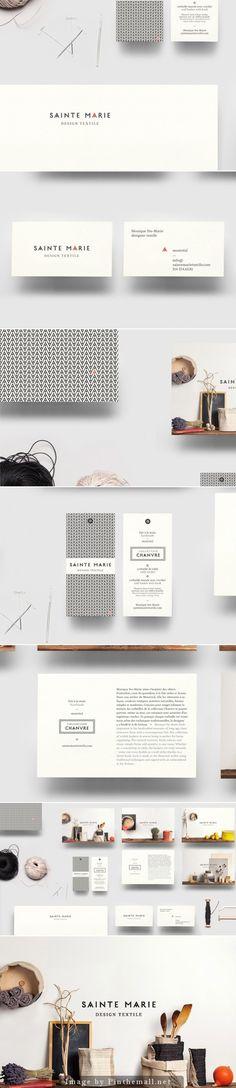 Sainte Marie Design Textile | La Mamzelle  Co.