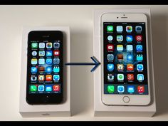 How to TRANSFER CONTACTS between iPhone, iPod, iPad without a computer - YouTube
