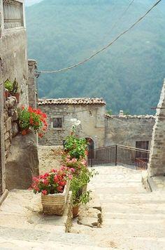 Flowery Passage | Montalbano, Sicily
