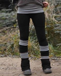 Black Leggings, Tribal Leggings, Leggings Are Not Pants, Embroidered Jeans, Cowgirl Style, Printed Sweatshirts, Piece Of Clothing, Daily Fashion, Long Sleeve Sweater