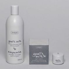 Ziaja #GIVEAWAY COMING on chic-cocktail.com! Starting this Friday!  Ever tried goat's milk beauty products? Sounds good to you? You'll have chance to win Ziaja goat's product in my GIVEAWAY! Stay tuned!