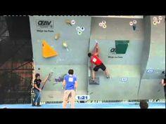 Climbing World Cup 2012 Boulder Innsbruck, AUT - Men's Qualifications