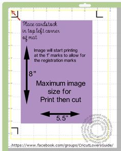Cricut Print And Cut Size : cricut, print, Cricut, Explore