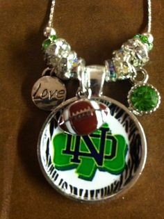 Notre dame fighting irish bottle cap necklace pendant college notre dame fighting irish bottle cap necklace pendant college football on etsy 495 fighting irish pinterest bottle cap necklace notre dame and aloadofball Choice Image