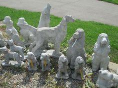 54 Best Garden Statues Images Concrete