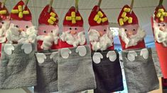 Fall Crafts For Kids, Diy And Crafts, St Nicholas Day, Felt Flowers, Advent, Christmas Crafts, Saints, Hobbit, Tote Bag