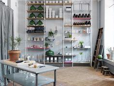 Betonngruvan Housewares Shop in Stockholm