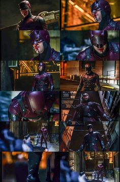 Daredevil, Netflix series. Awesome!!!
