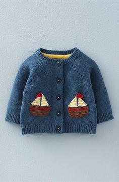 Mini boden 39 crochet pet 39 knit cardigan baby girls for Mini boden schweiz