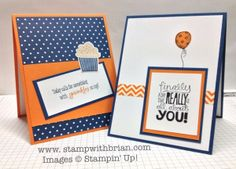Remembering Your Birthday, Create a Cupcake, Really Good Greetings, Sketched Birthday, Stampin' Up!, Brian King