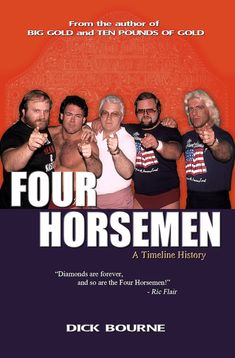 Dean Malenko, Greg Valentine, Barry Windham, Gary Hart, Brian Pillman, Arn Anderson, Nwa Wrestling
