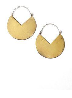 Winifred Grace :: Bronze earrings :: Sueños 2013