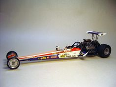 """""""mongoose"""" dragster"""