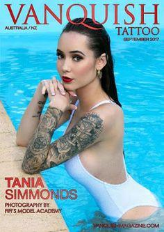 Tattoo & Ink: Vanquish Tattoo ANZ – September 2017