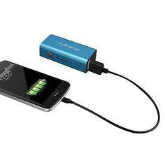 MyCharge 2200mAh Portable Power Bank External Battery Charger
