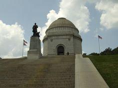 MacKinley memorial, Canton