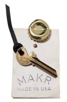 MAKR bottle opener (v. smart)