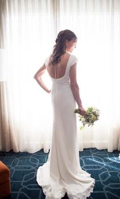 Matthew Christopher Diana 10: buy this dress for a fraction of the salon price on PreOwnedWeddingDresses.com