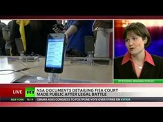 Published on Sep 10, 2013 -FISA court forced to expose NSA documents after long legal battle