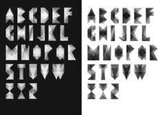 geometric typography - Google Search