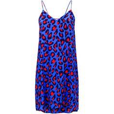 Alice & Trixie - Christie Dress ($104) ❤ liked on Polyvore featuring dresses, hi low dress, hi lo dresses, blue high low dress, silk dress and blue dress