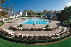 Trump National Golf Club Bedminster - Pool Complex