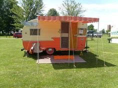 VINTAGE SHASTA CAMPERS | Vintage Camper Rally