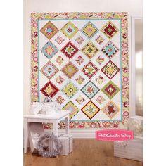 Simply Modern Christmas Quilt Book Cindy Lammon #B1174   Fat Quarter Shop