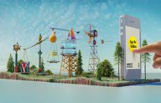 Adeevee - Amnesty International: Phone