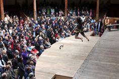 Venus and Adonis   Isango Ensemble, Capetown   Performed in isi Zulu, IsiXhosa,Sesotho, Setswana,Afrikaans& South African English     (c) Ellie Kurttz. At Shakespeare's Globe, London.