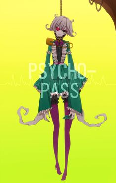 Psycho Pass Spooky Boogie I loved her. Why isn't there more Spooky Boogie art? Cute Anime Pics, Awesome Anime, Anime Love, M Anime, Anime Art, Science Fiction, Good Anime Series, Psycho Pass, Manga Comics