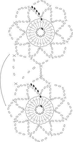 Znalezione obrazy dla zapytania jajka wielkanocne na szydełku schematy Easter Crochet Patterns, Crochet Snowflakes, Christmas Decorations, Christmas Ornaments, Crochet Chart, Paper Flowers, Easter Eggs, Jewelry, Noel