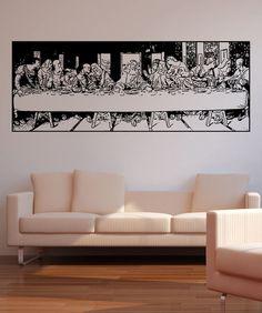 Last Supper Mural | Murals Your Way I Love Murals  | Pinterest | Wallpaper  Murals, Wall Murals And Spaces Part 40