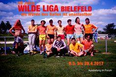 40 Jahre Wilde Liga Bielefeld Wilde, Movies, Movie Posters, Balls, Bielefeld, 40 Years, 2016 Movies, Film Poster, Films