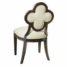 quatrefoil-hickory chair furniture Interior Design Motifs and their Symbolic Meaning.