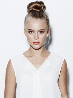 Inside a Pop Star's Beauty Routine, Featuring Zara Larsson